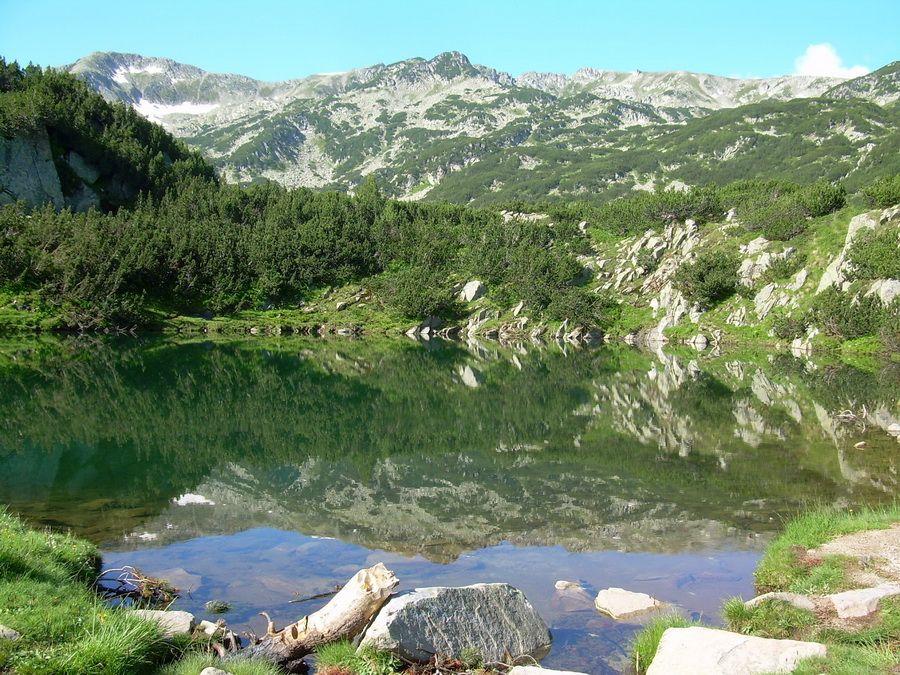Болгария Пирин национальный парк фотография