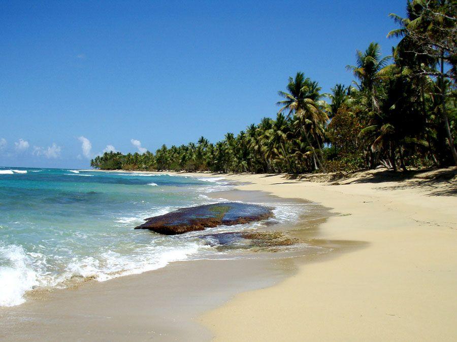 Фото пляжа Плайа Эсмеральда в городе Ольгин, Куба