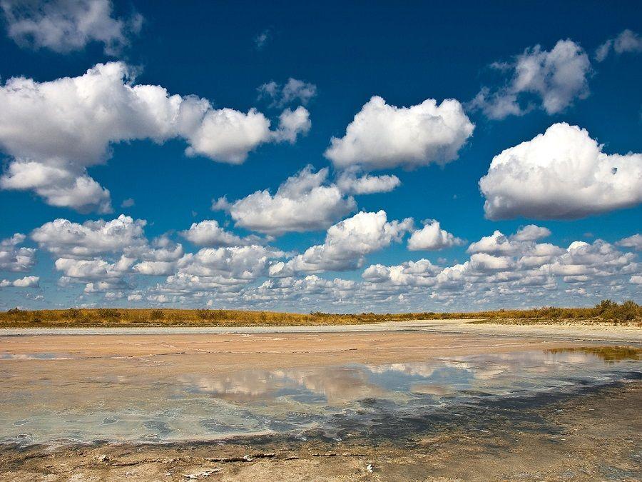 Фотография Калмыкии природный парк