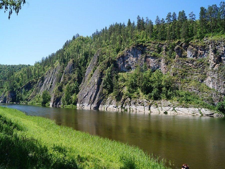 Фотография территории заповедника Шульган Таш