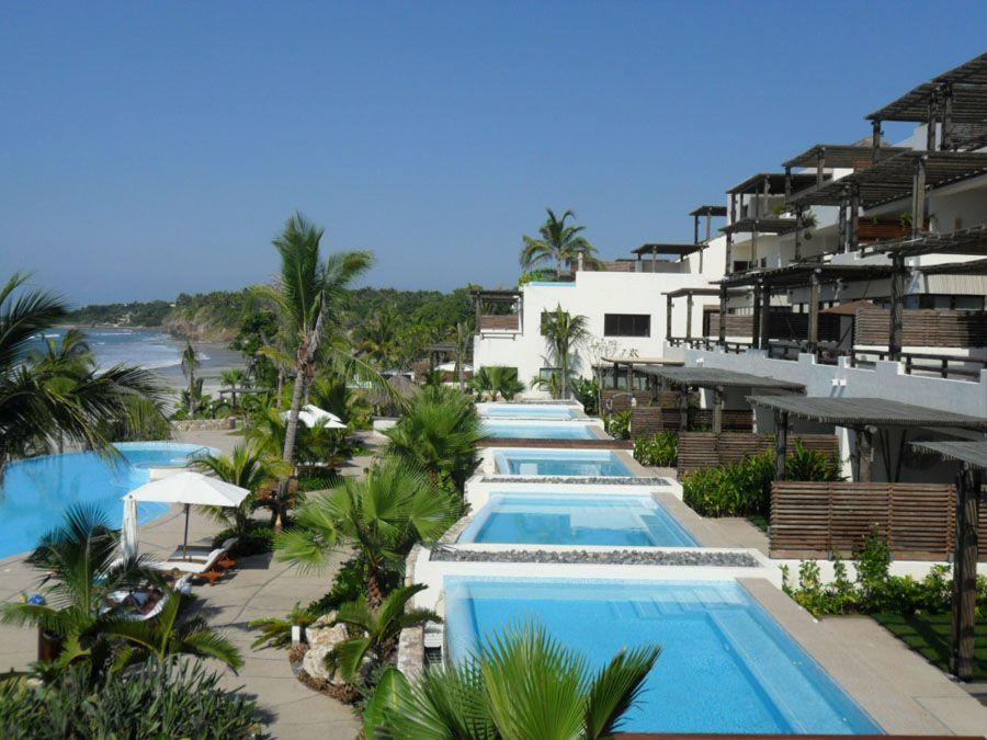 Отель в Пуэрто-Вальярта фото