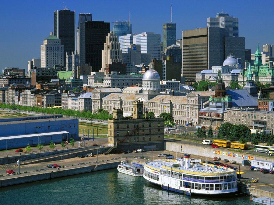 Провинция Квебек Фото