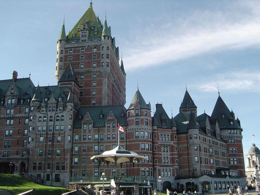 Архитектура Квебека