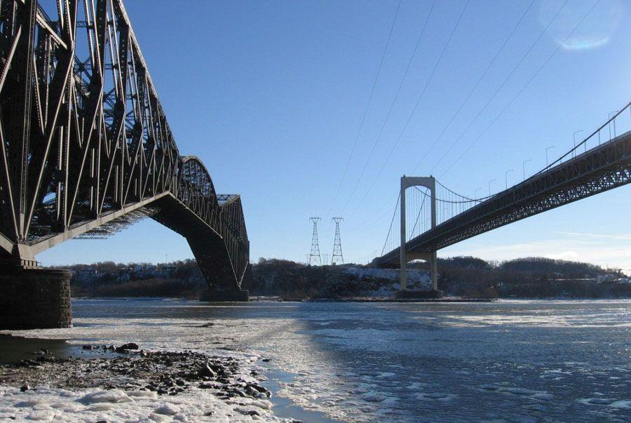 Мосты в Провинции Квебек