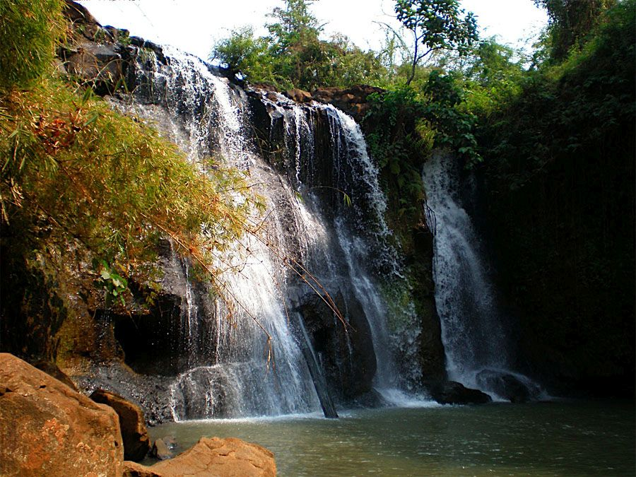 Водопад Ратанакири фотография