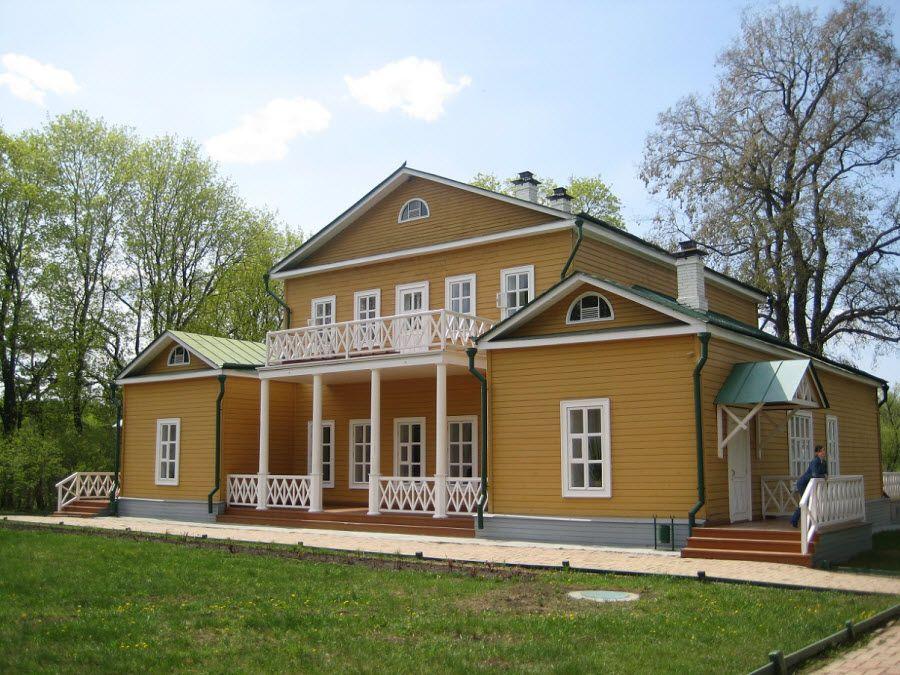 Заповедник Тарханы в Пензенской области фото
