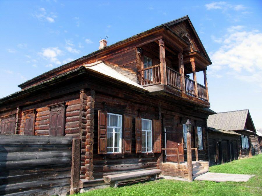 Музей-заповедник Шушенское фото