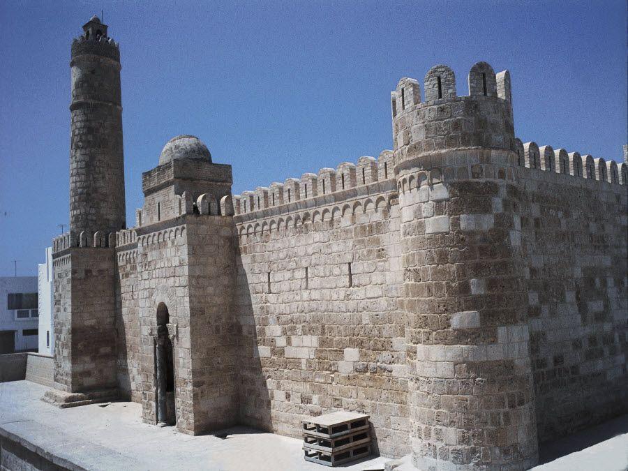 Фото Рибат - крепость восьмого века в городе Сус