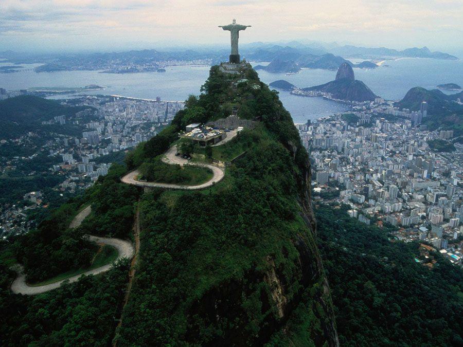 Рио-де-Жанейро фотография