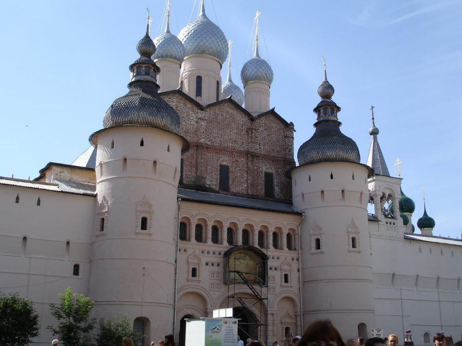 Ростовский Кремль в Ярославской области фото