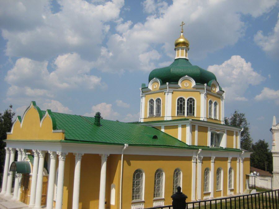 Фото церкви в Рязанской области