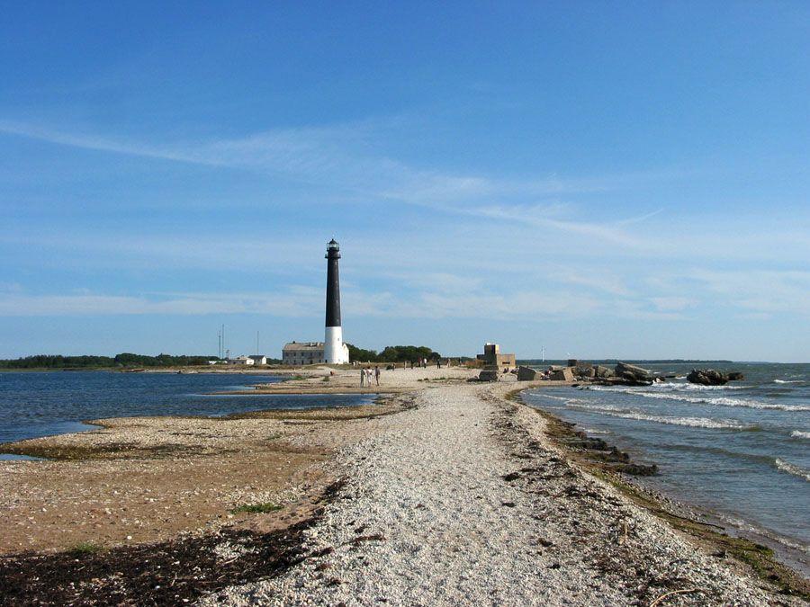 Эстонский остров Саарелаа
