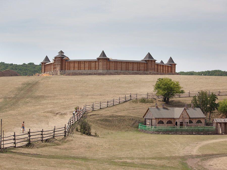 Сафари-парк в Липецкой области фото