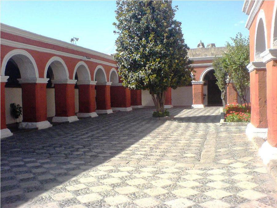 Фотография женского монастыря Санта-Каталина