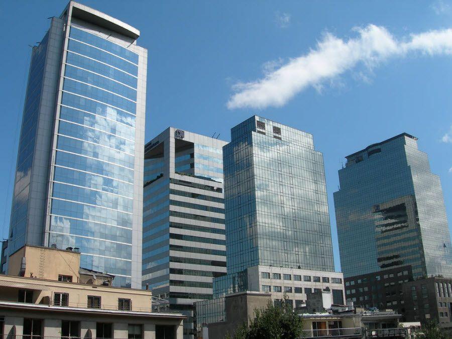 Фото центр города Сантьяго