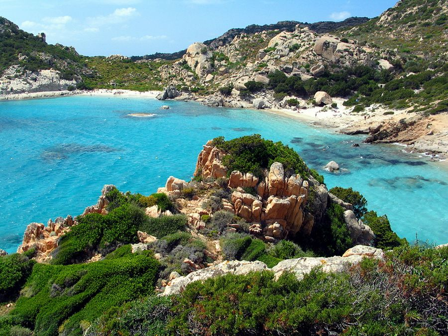 Побережье Сардинии фото