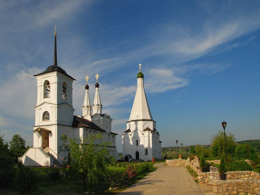Спасо-Воротынский монастырь фото
