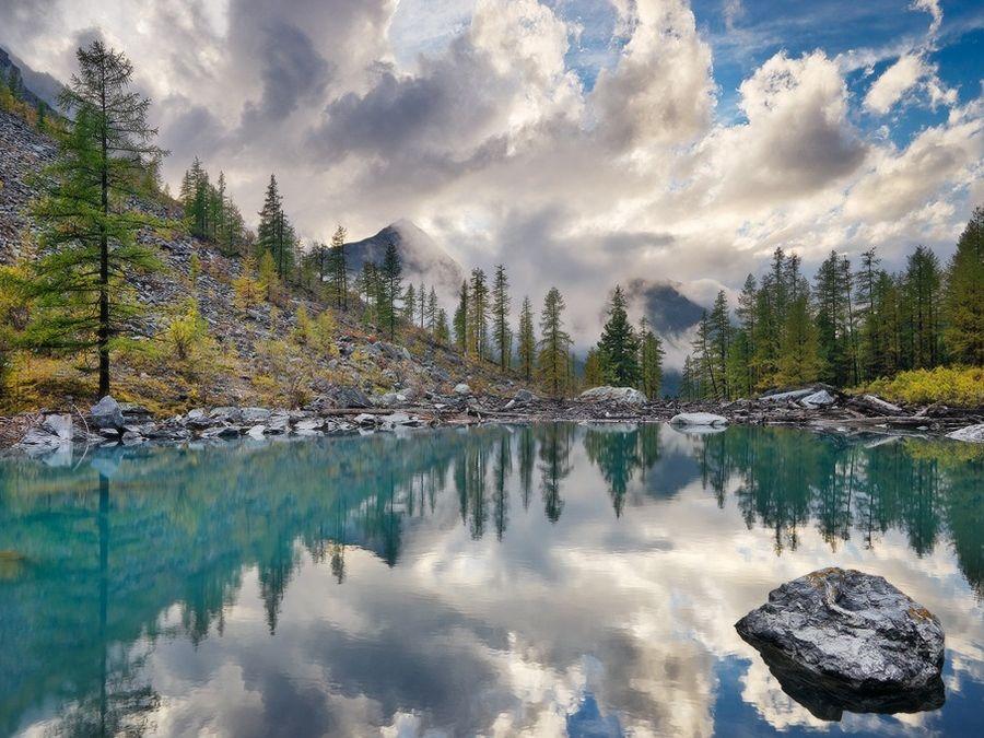 Фотография Шавлинских озер