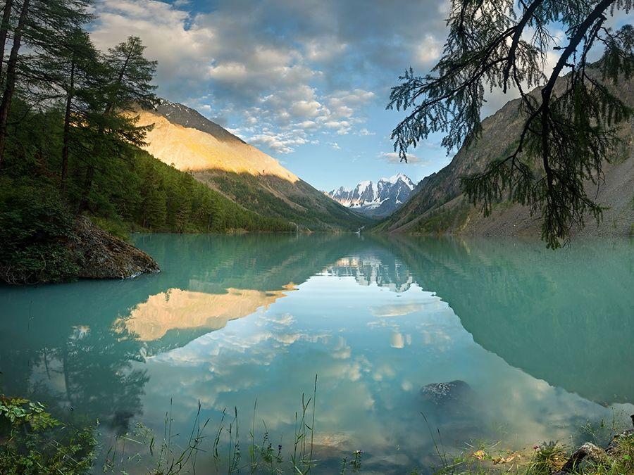Шавлинские озера фото Алтая