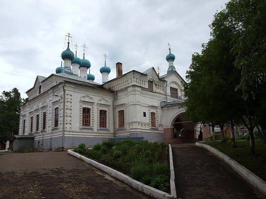 Храм Слободского краеведческого музея фото