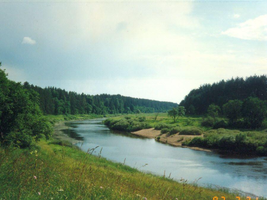 Панорама Смоленского Поозерья фото