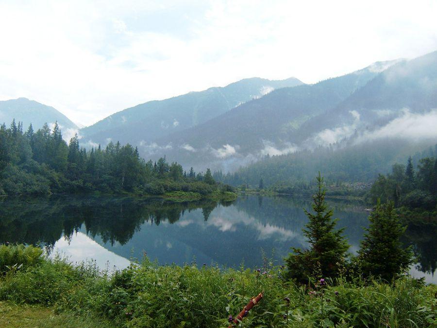 Соболиные озера фотография