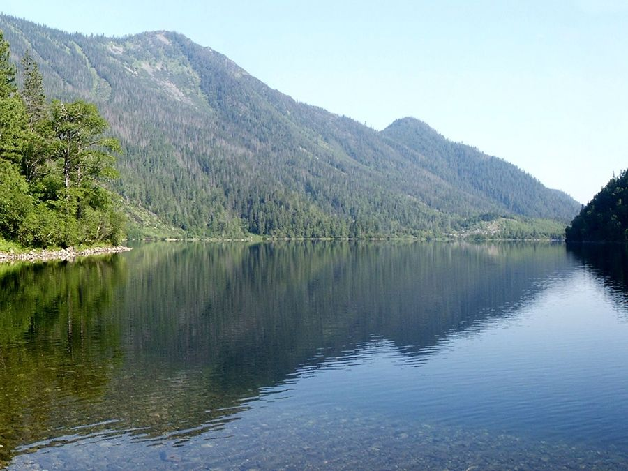 Соболиные озера фото Бурятия
