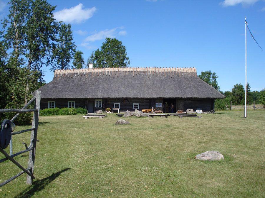 Музей-хутор Соера в Хийумаа