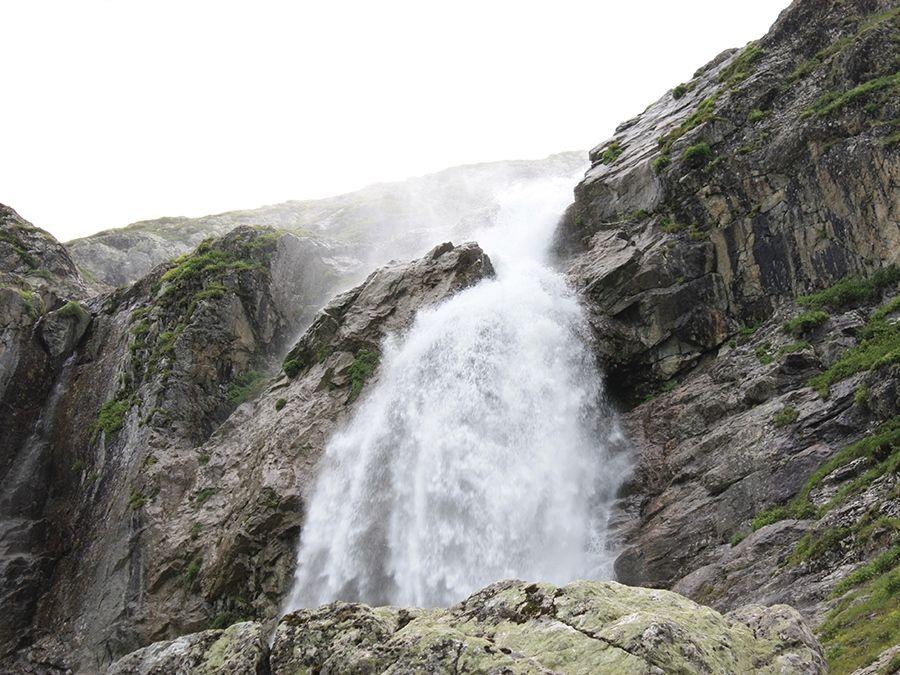 Софийские водопады фото Карачаево-Черкессии