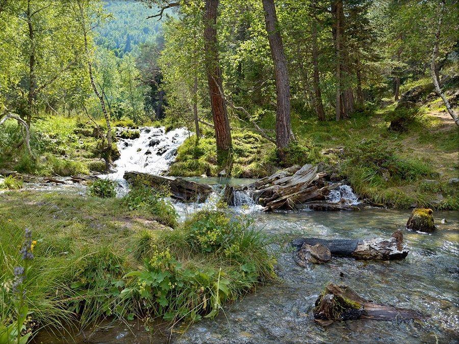Фото Софийского водопада