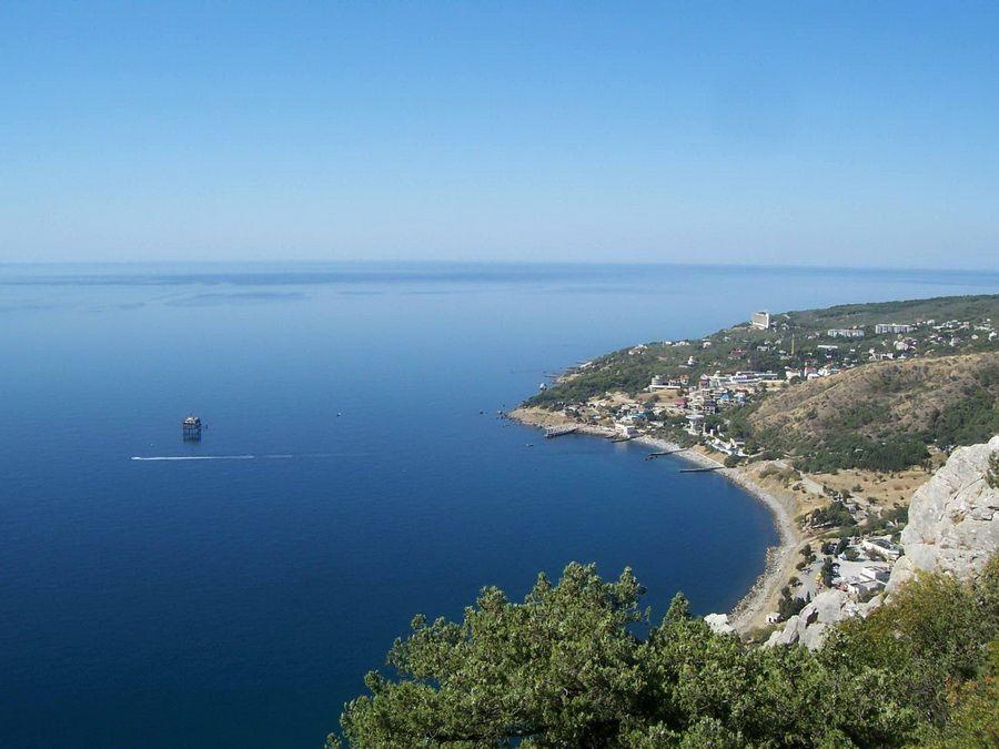 Фотография Южного берега Крыма