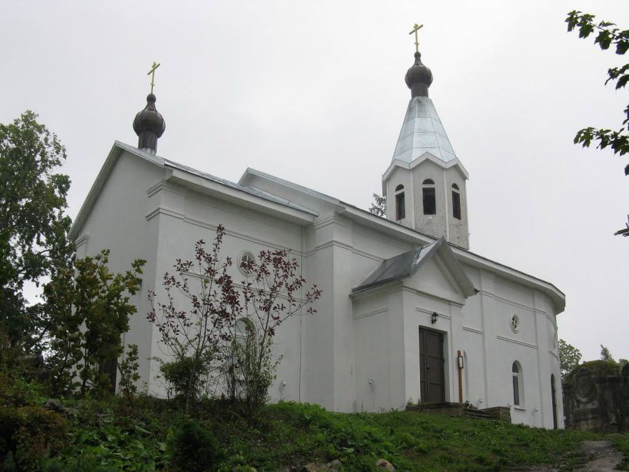Скит Святого Саввы в монастыре фото