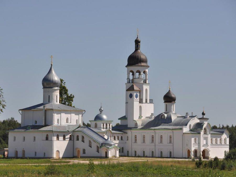 Иоанно-Богословский Савво-Крыпецкий мужской монастырь фото