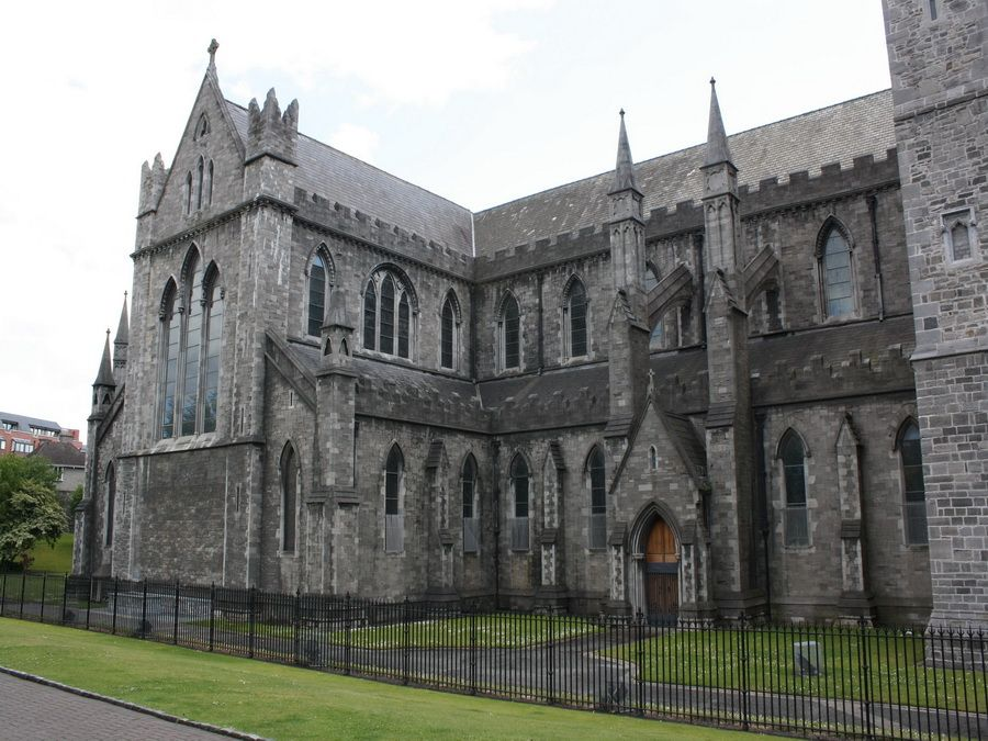 Фотография Собора святого Патрика в Дублине