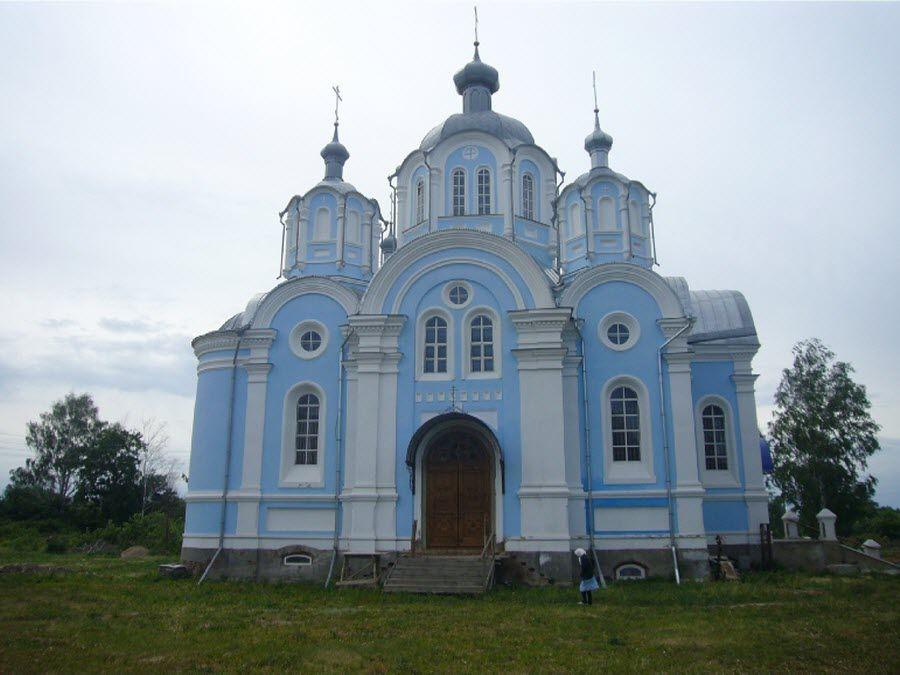 Сухотинский Знаменский Женский монастырь фото