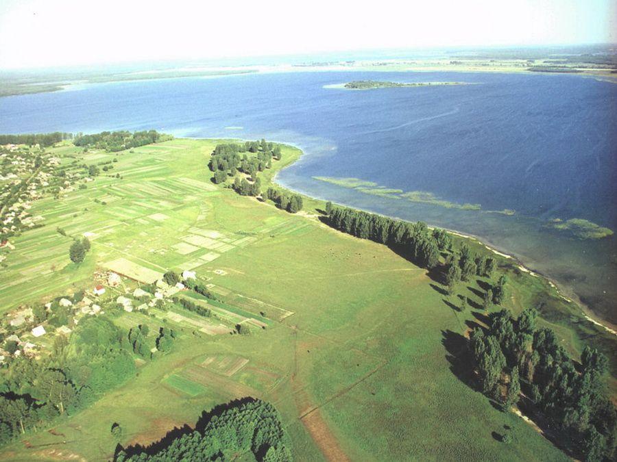 Озеро Свитязь в Беларуси фотография