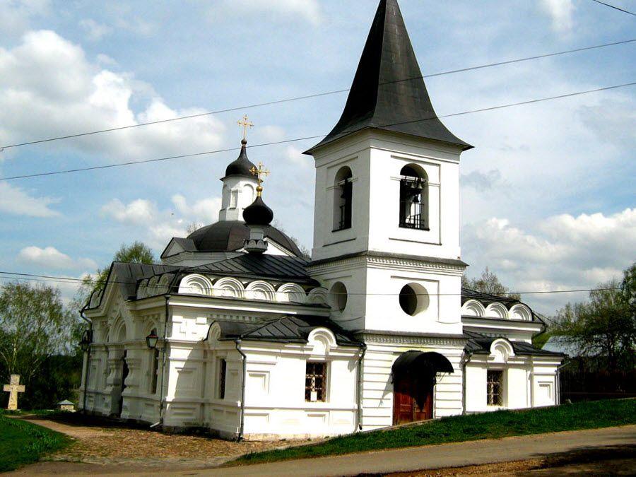 Фото Церкви Воскрешения Христова в городе Тарусса