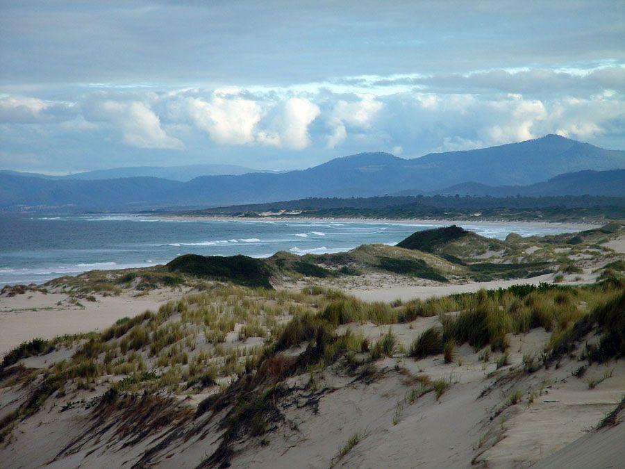 Остров Тасмания Австралия фотография