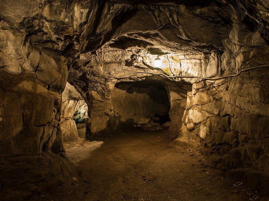 Фотография Большой Тавдинской пещеры