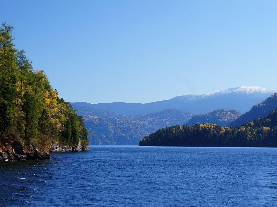 Фотография Телецкого озера