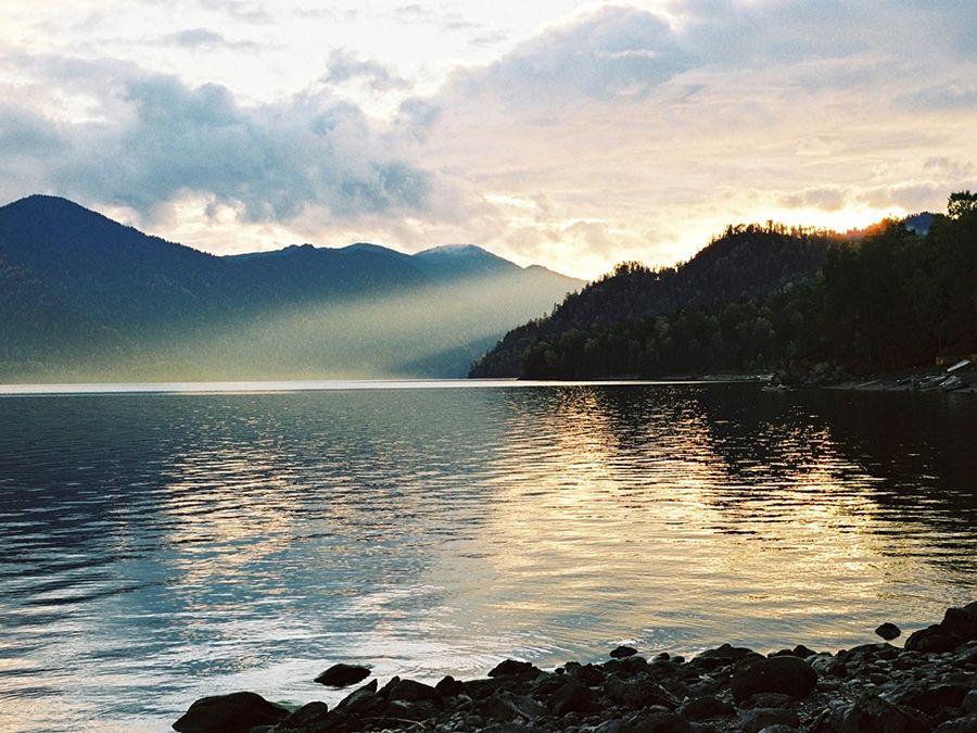 Телецкое озеро фото Алтая