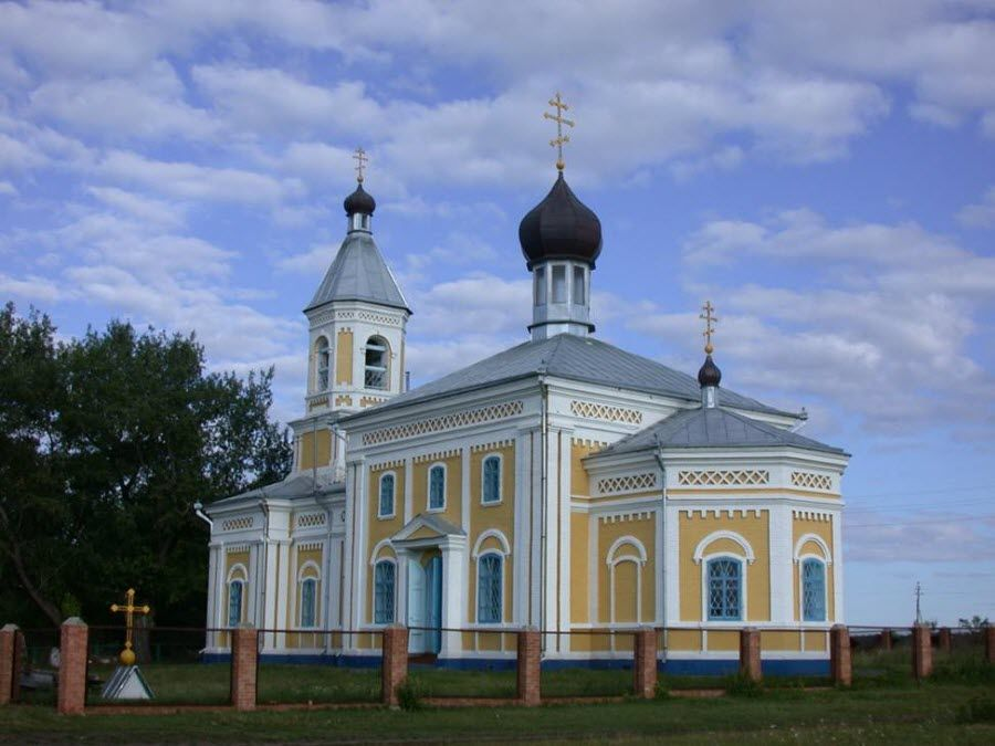 Храм преподобного Серафима Саровского фото
