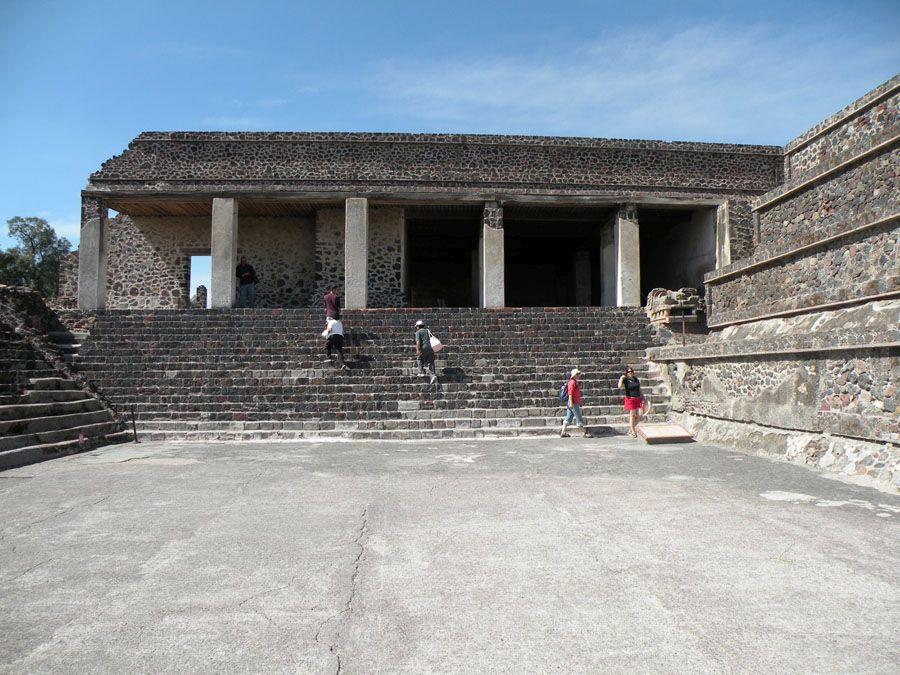 Дворец Ягуара фотография