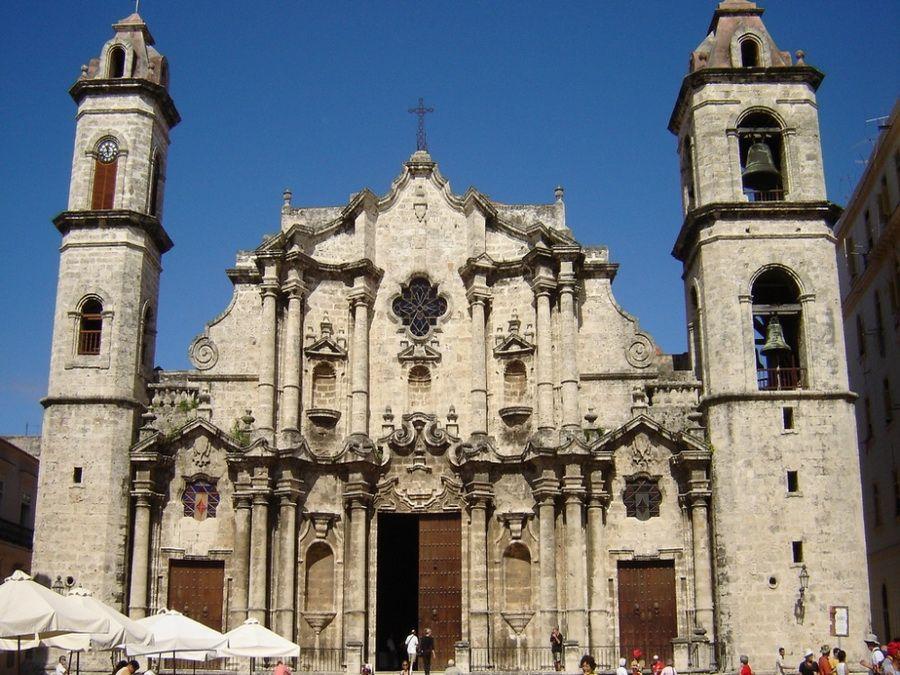 Фото Собора св. Христофора (Собор Сан-Кристобаль)