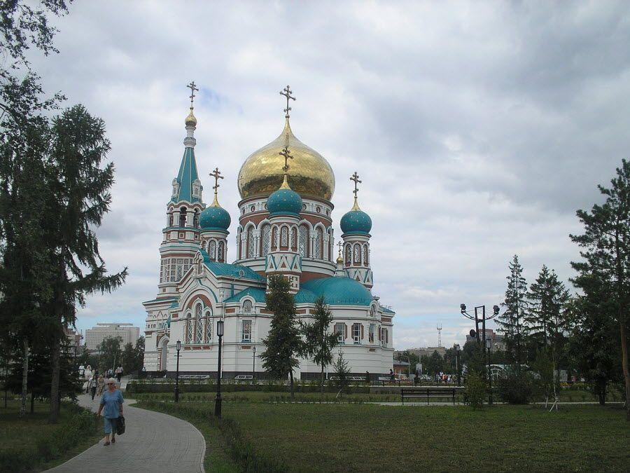 Фото Успенский кафедральный собор