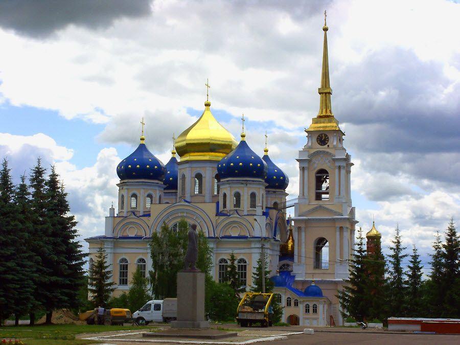 Невероятный Спасо-Преображенский собор фото