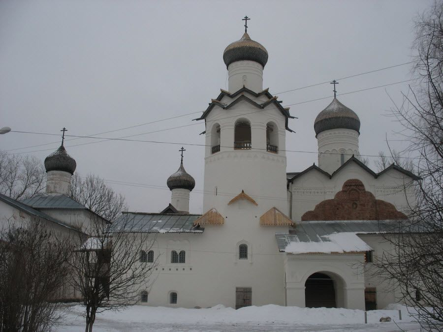 Спасо-Преображенский собор фото