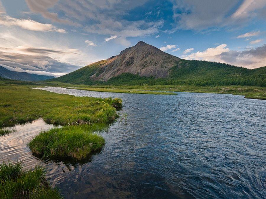 Фотография в Тукинском национальном парке в Бурятии