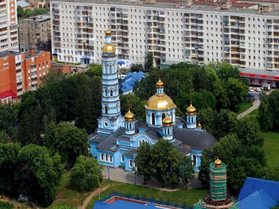 Кафедральный соборный храм Рождества Богородицы фото