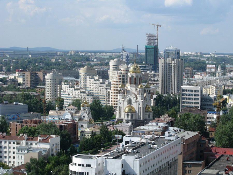 Уфа – столица Башкортостана фото
